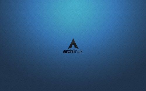 Arch-in-Blue
