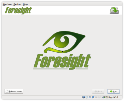 Foresight-Linux-2.50