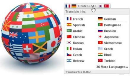 translate-web-site-languages
