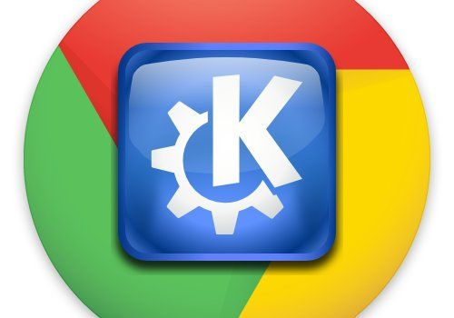 Chrome-KDE