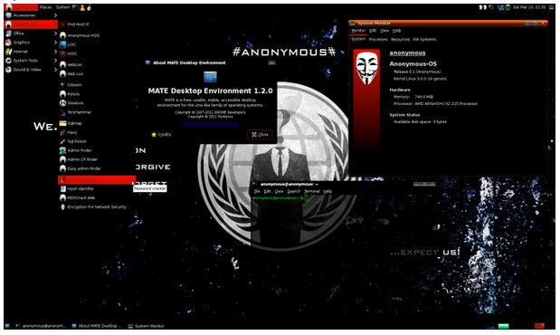 Anonymous-OS-0.1