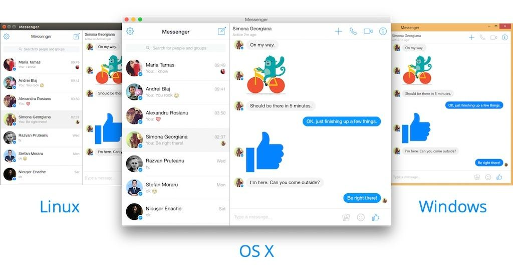 messenger_for_desktop